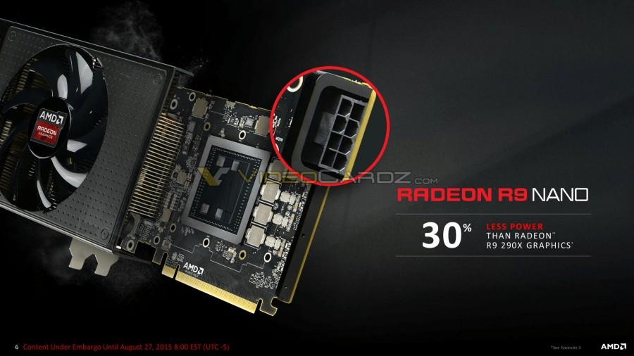 AMD Radeon R9 Nano Presentation 6
