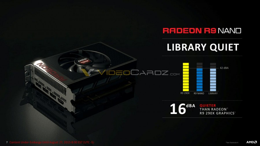 AMD Radeon R9 Nano Presentation 7
