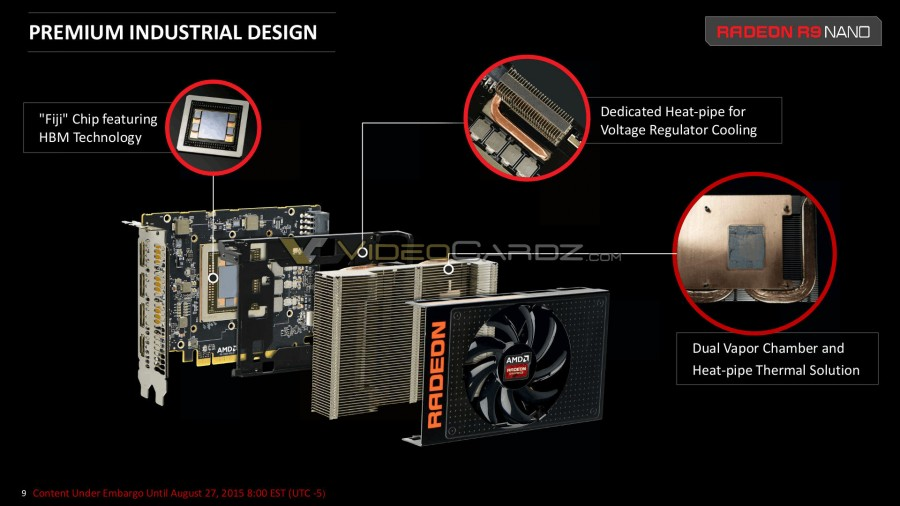 AMD Radeon R9 Nano Presentation 9