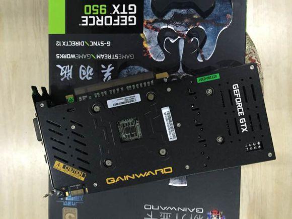 Gainward GTX 950 (1)