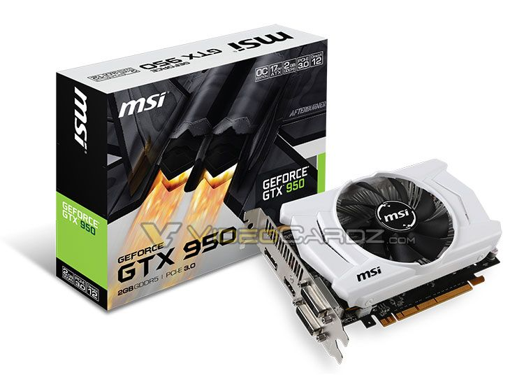 MSI GTX 950