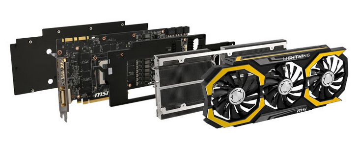 MSI GeForce GTX 980 Ti exploded
