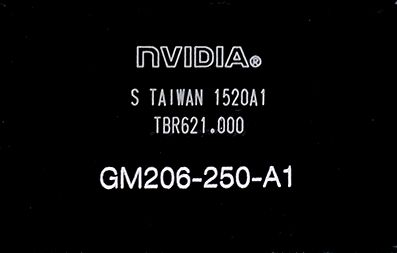 NVIDIA GM206-250