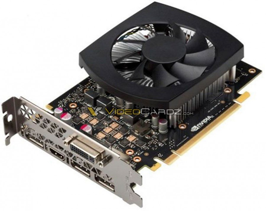 NVIDIA GeForce GTX 950 reference