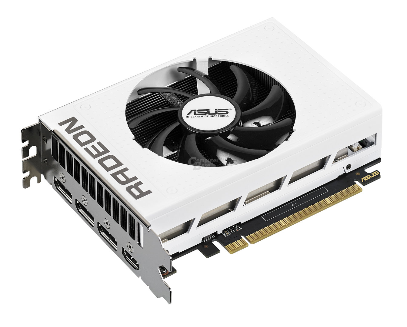 ASUS makes white Radeon R9 Nano   VideoCardz com