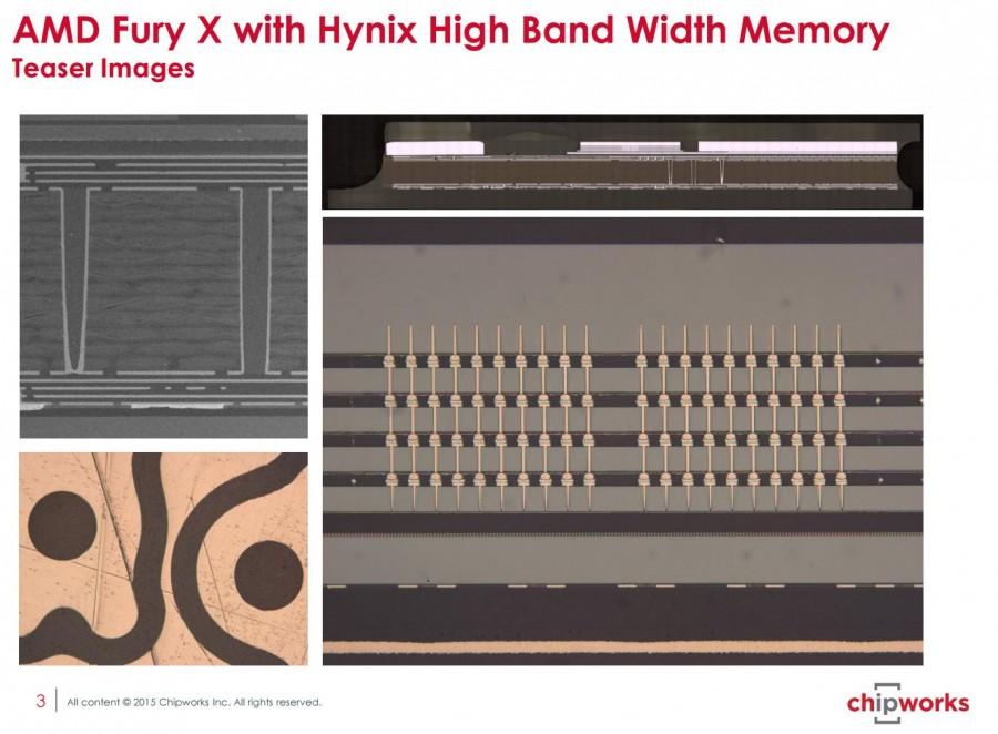 Chipworks Hynix HBM