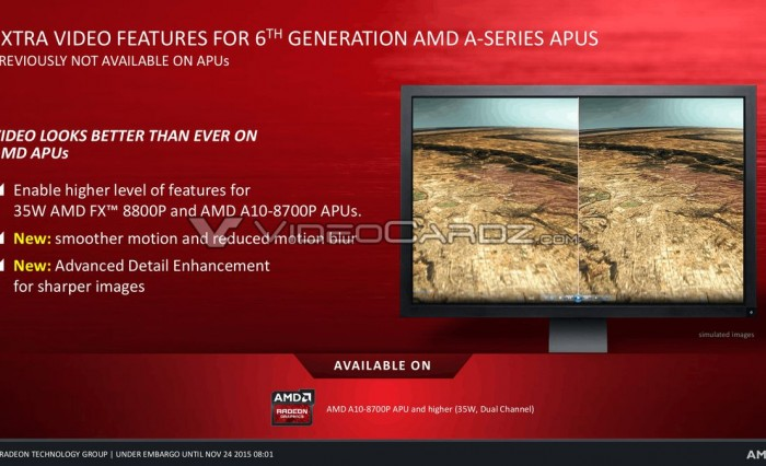 AMD launches Radeon Software 'Crimson' Driver | VideoCardz com