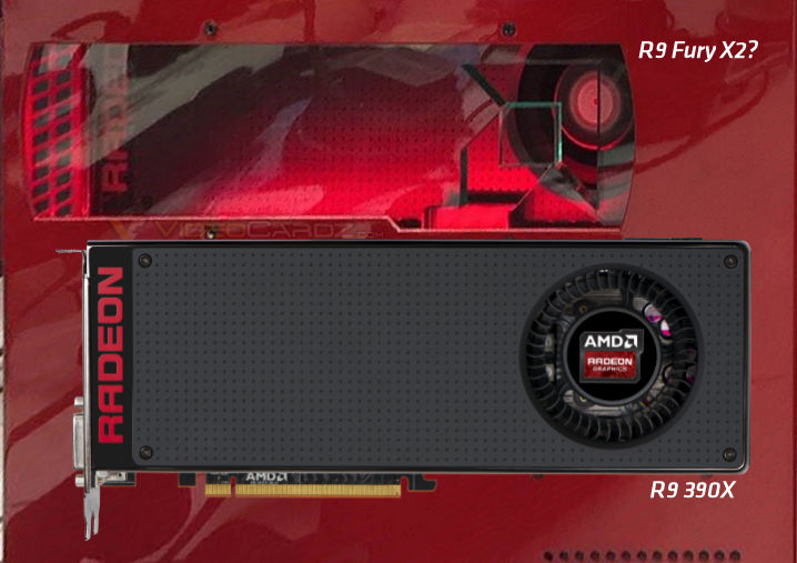 AMD Radeon R9 Fury X2 vs R9 390X