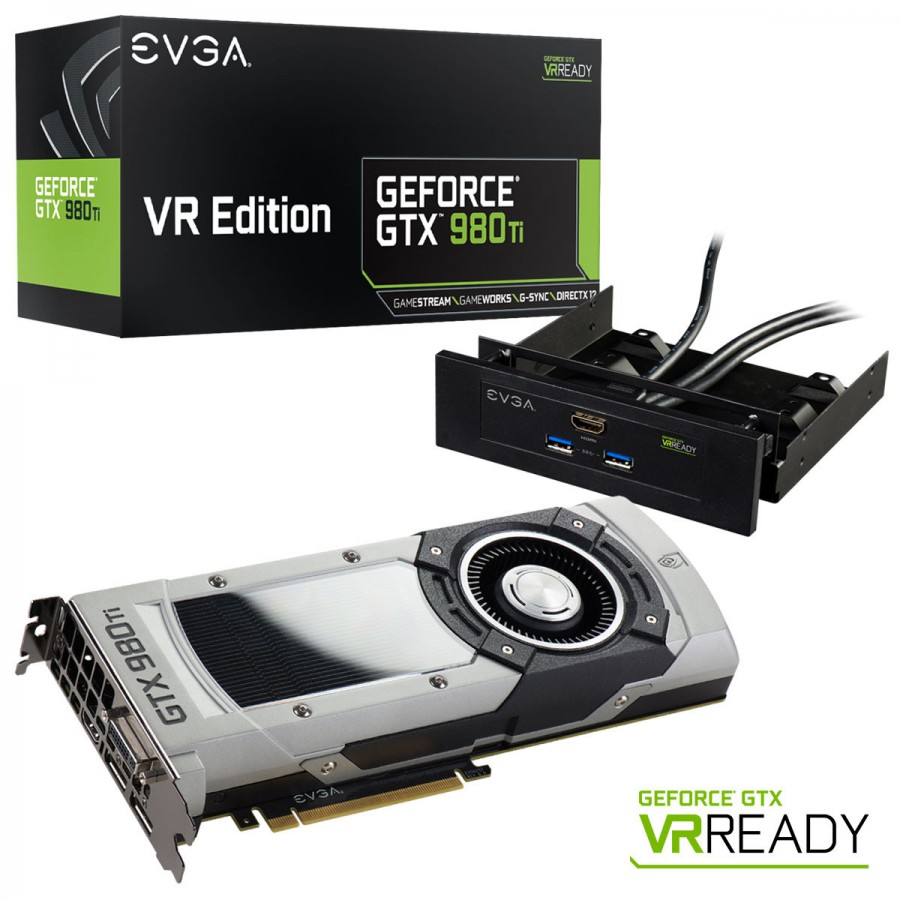EVGA GeForce GTX 980 Ti VR Edition (1)