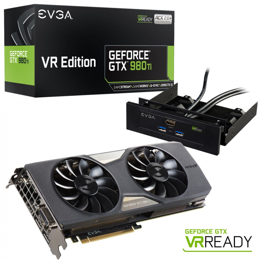 EVGA GeForce GTX 980 Ti VR Edition (2)