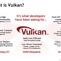Khronos releases Vulkan 1 0 specification | VideoCardz com