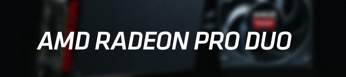 Radeon Pro Duo Logo
