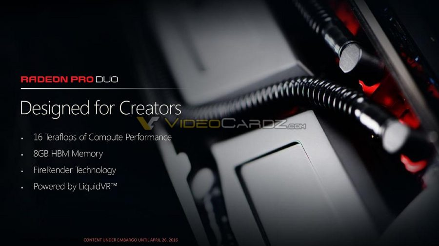 AMD Radeon Pro Duo 08