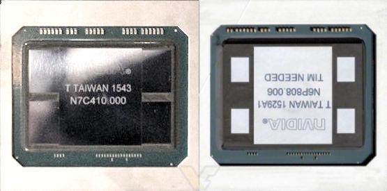 NVIDIA GP100 GTC2015 vs GTC2016