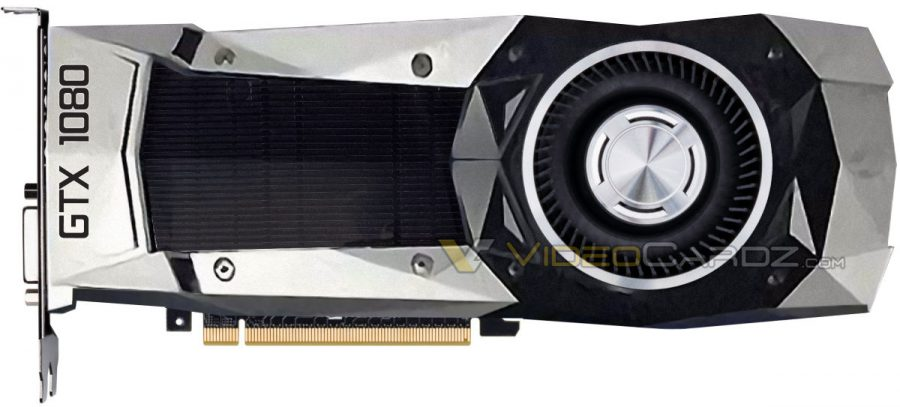 NVIDIA GeForce GTX 1080 8GB GP104-400