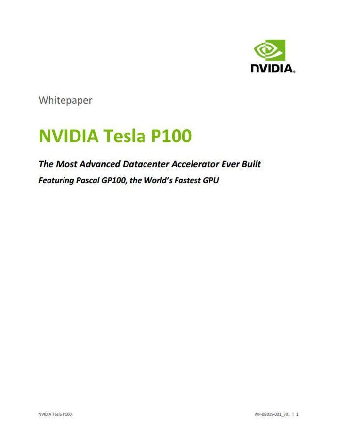 NVIDIA Pascal Architecture Whitepaper (2)