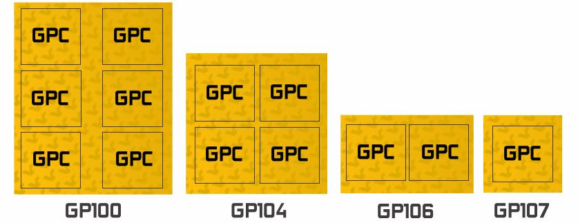 NVIDIA Pascal GPUs Block Diagrams