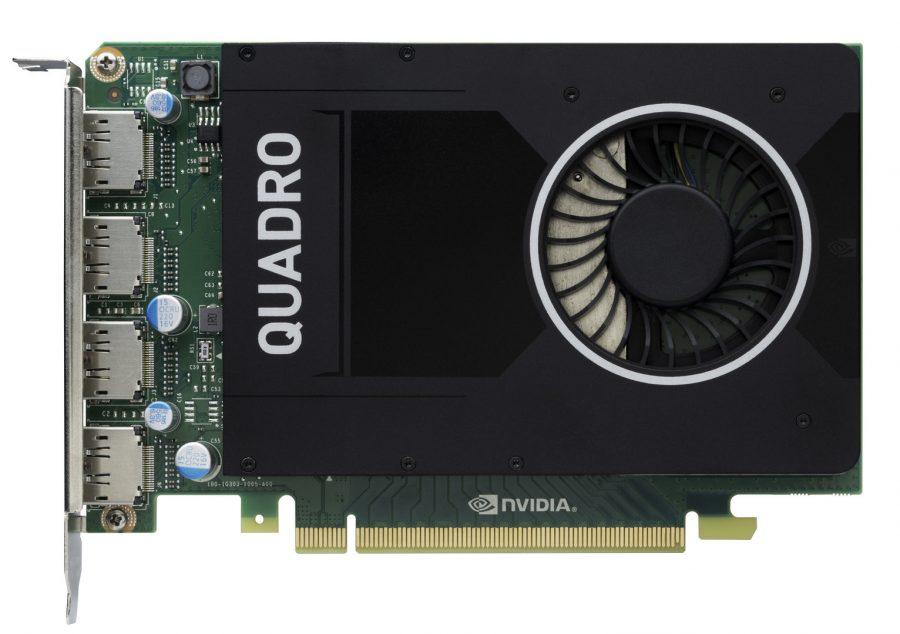 NVIDIA Quadro M2000 (2)