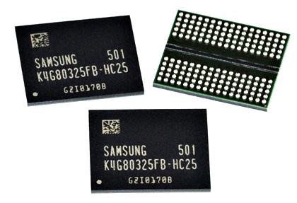 SAMSUNG K4G80325FB-HC25