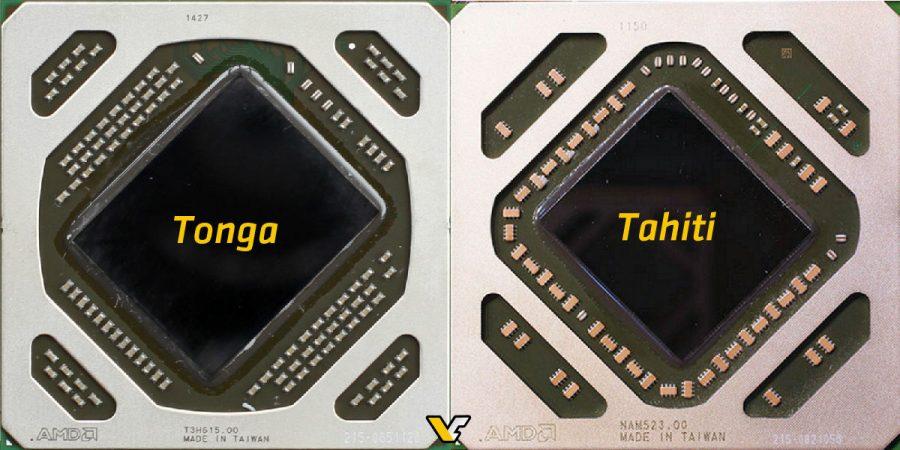 AMD Tahiti Tonga
