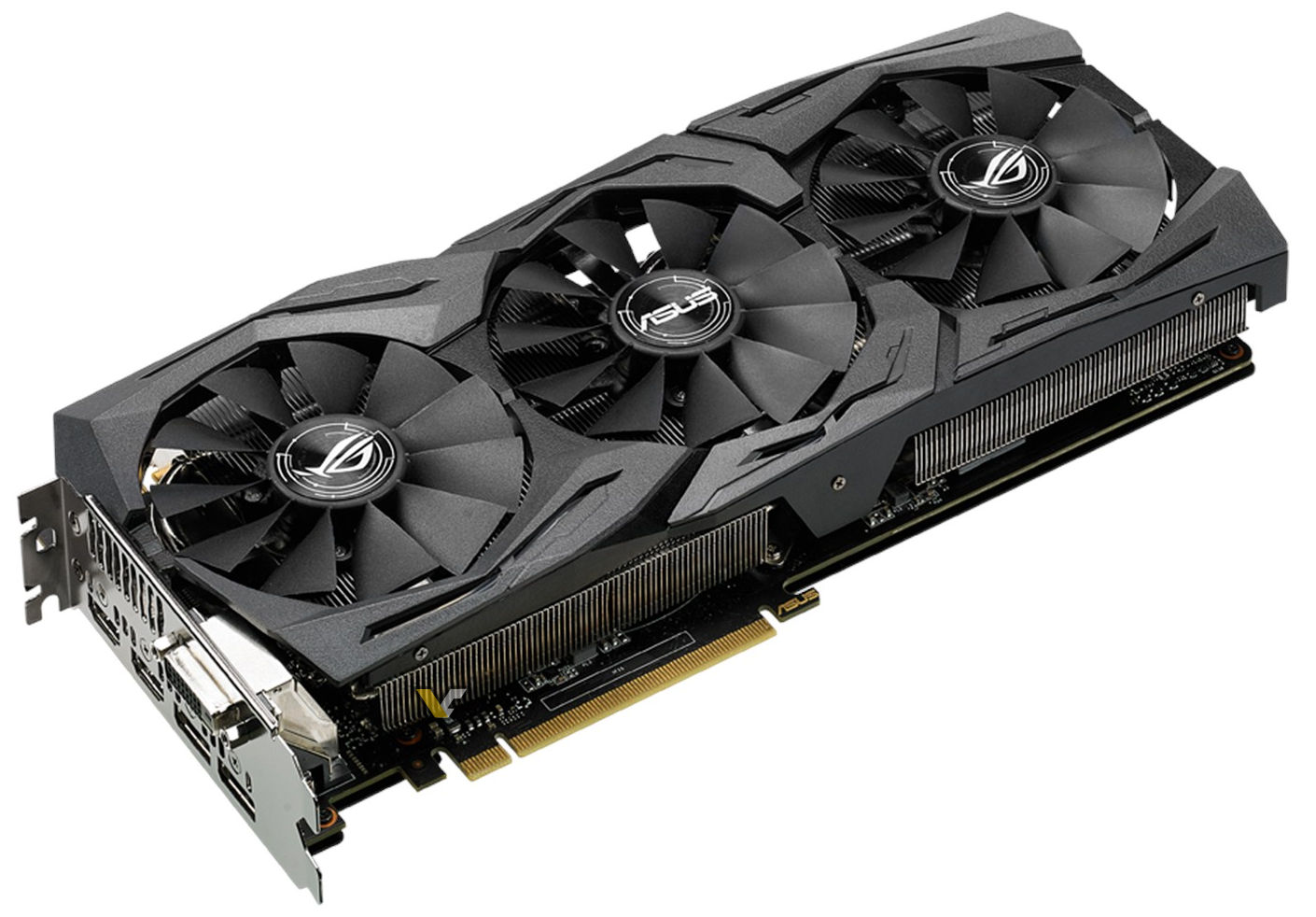 ASUS announces ROG STRIX GeForce GTX 1070 | VideoCardz.com