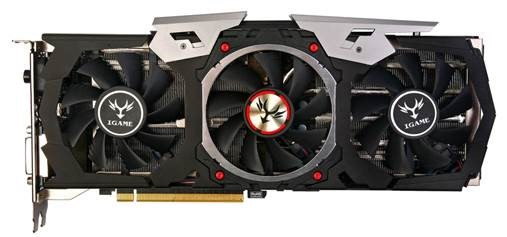 Colorful iGame GTX 1080 (3)