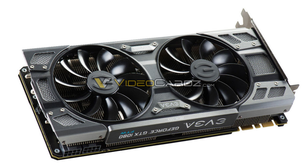 EVGA GeForce GTX 1080 ACX 3 0 SuperClocked and FTW pictured