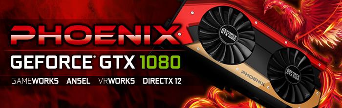 GAINWARD GeForce GTX 1080 Phoenix Series (1)