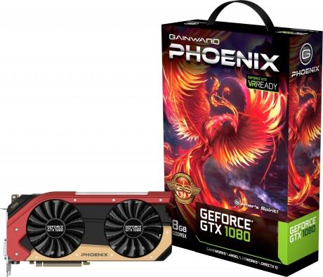 GAINWARD GeForce GTX 1080 Phoenix Series (2)