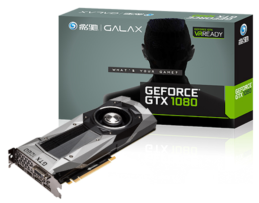 GALAX GTX 1080 Founders Edition