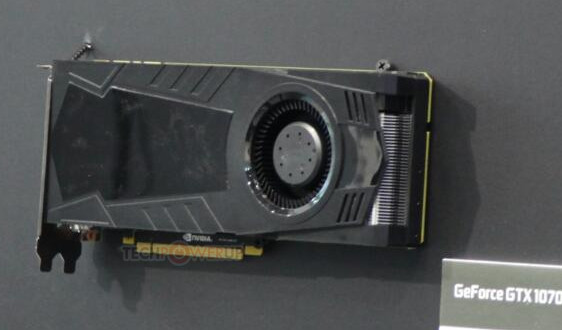 GALAX GeForce GTX 1070 REF
