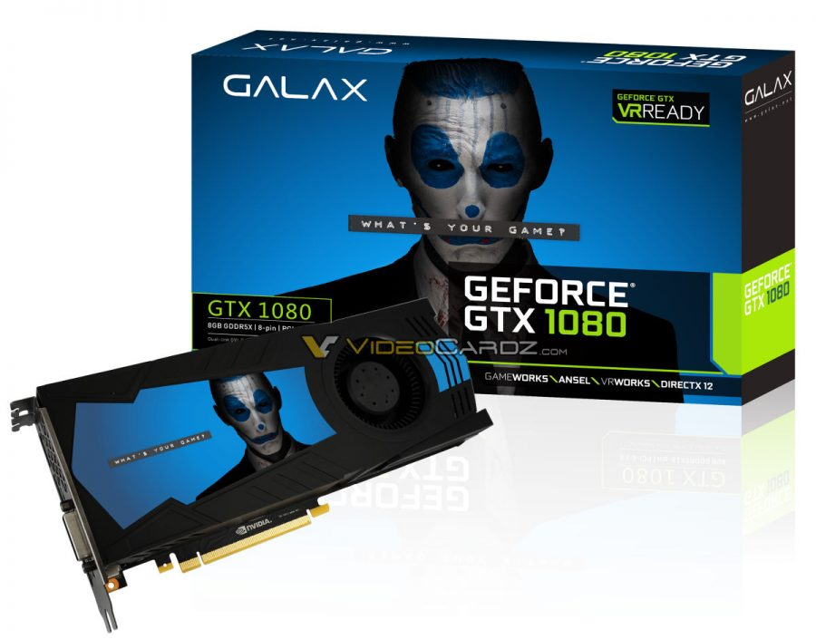 GALAX GeForce GTX 1080 Reference