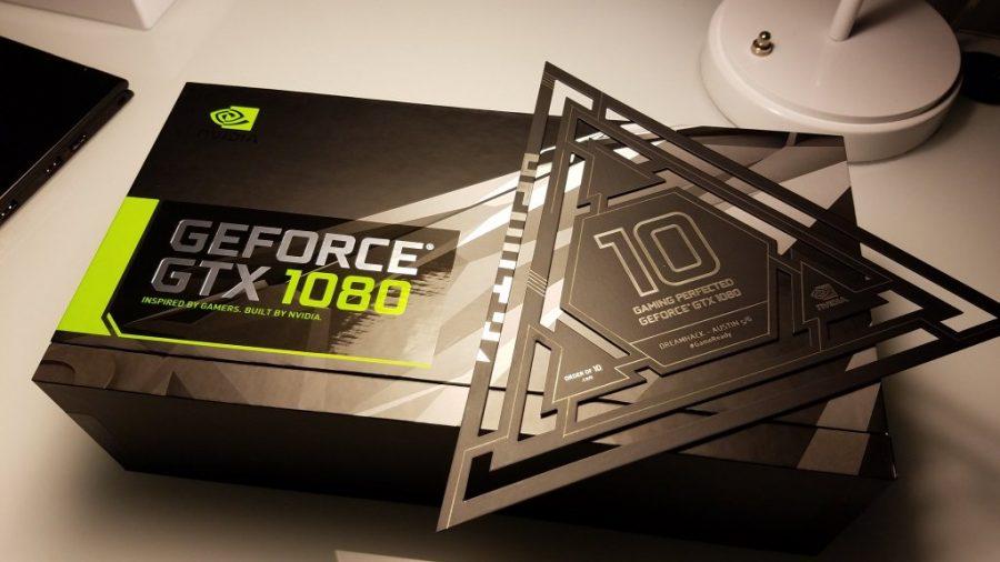 GTX 1080 Box