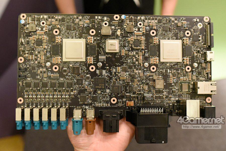 NVIDIA Drive PX 2 Pascal (1)