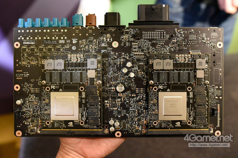NVIDIA Drive PX 2 Pascal (3)