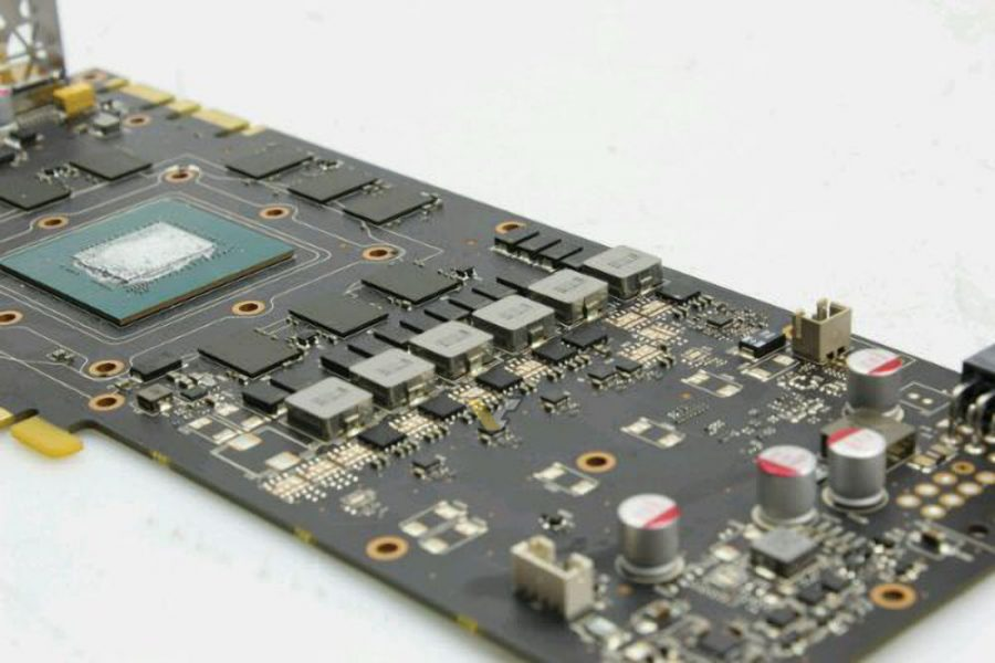 NVIDIA GeForce GTX 1080 PCB (4)