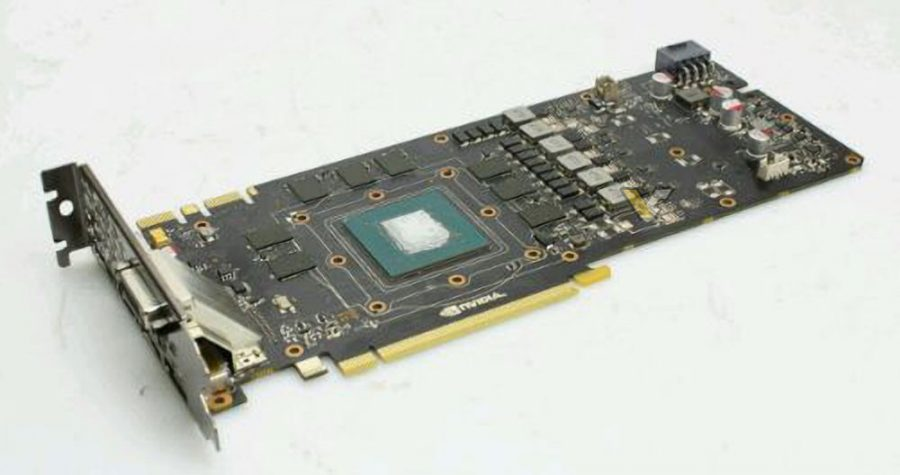 NVIDIA GeForce GTX 1080 PCB pictured | Lahlou Industry Community