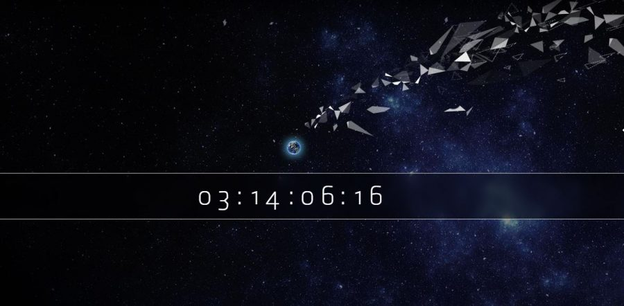 NVIDIA Pascal launch coutdown
