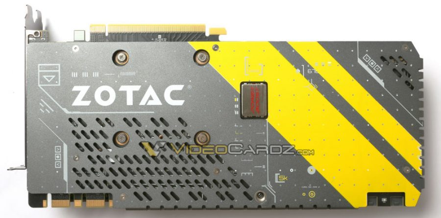 ZOTAC GeForce GTX 1080 AMP! (1)