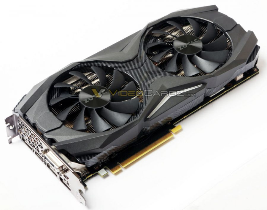 ZOTAC GeForce GTX 1080 AMP! (2)