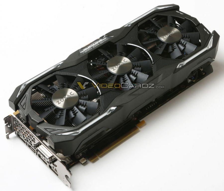 ZOTAC GeForce GTX 1080 AMP! EXTREME (3)