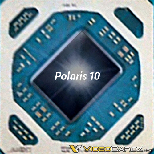 AMD Ellesmere Polaris 10