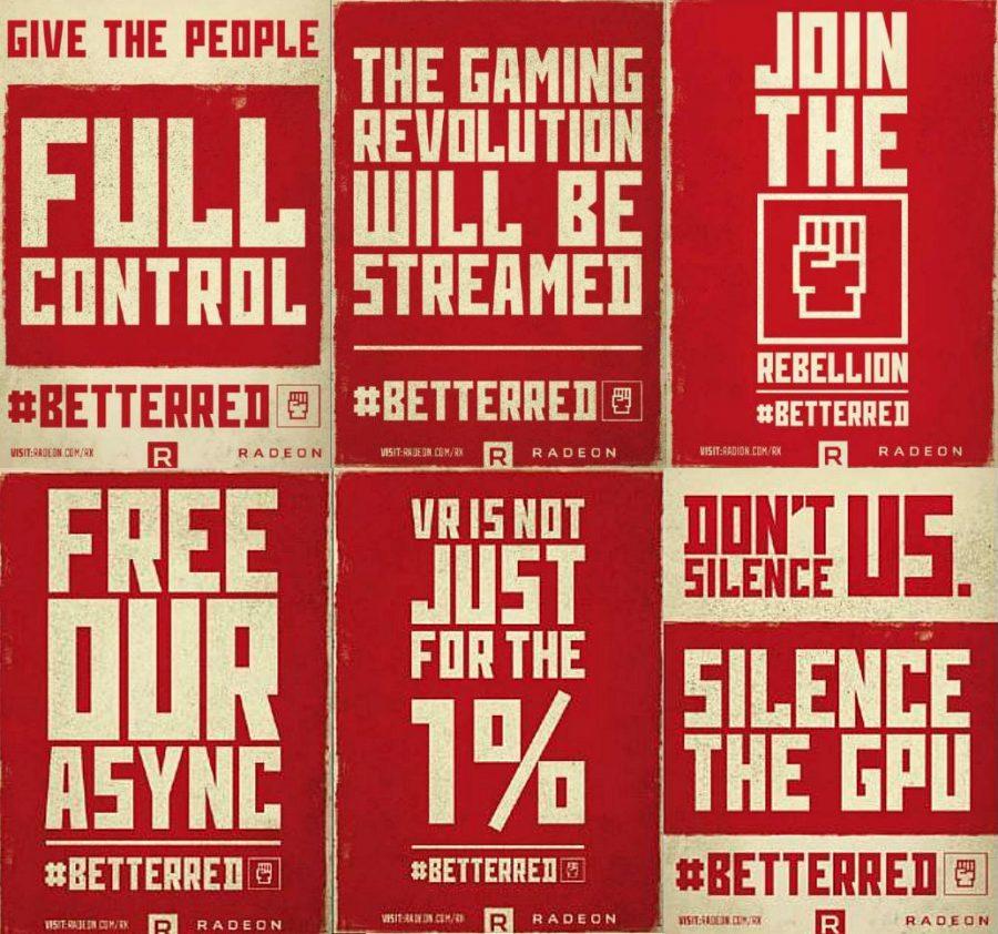 AMD Polaris Uprising