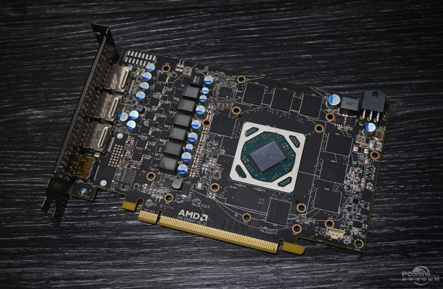 AMD Radeon RX 480 PCB Polaris 10 (10)