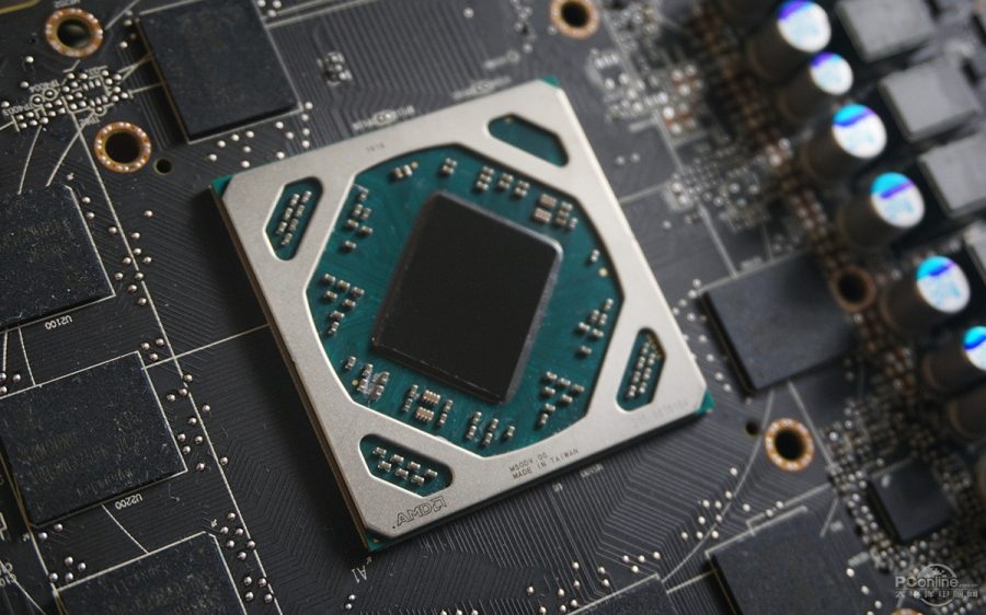 AMD Radeon RX 480 PCB Polaris 10 (7)