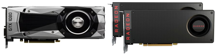 AMD Radeon RX 480 vs GTX 1080