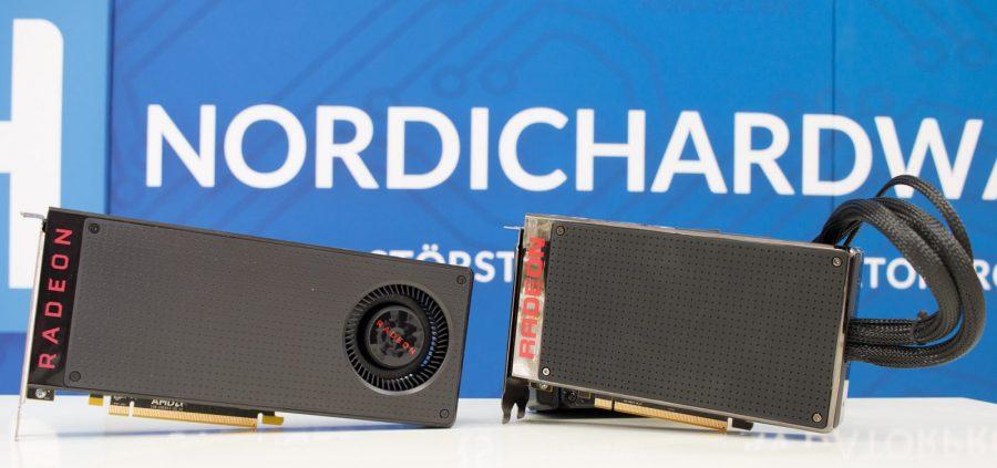 AMD Rx 480 vs Fury X