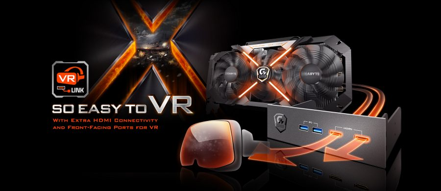 GeForce GTX 1080 Xtreme Gaming VR READY