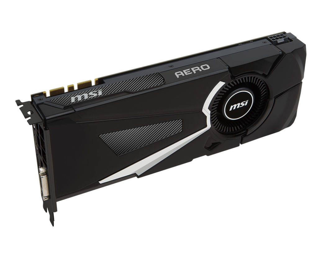 MSI announces GeForce GTX 1070 GAMING X, Sea Hawk and AERO | VideoCardz.com