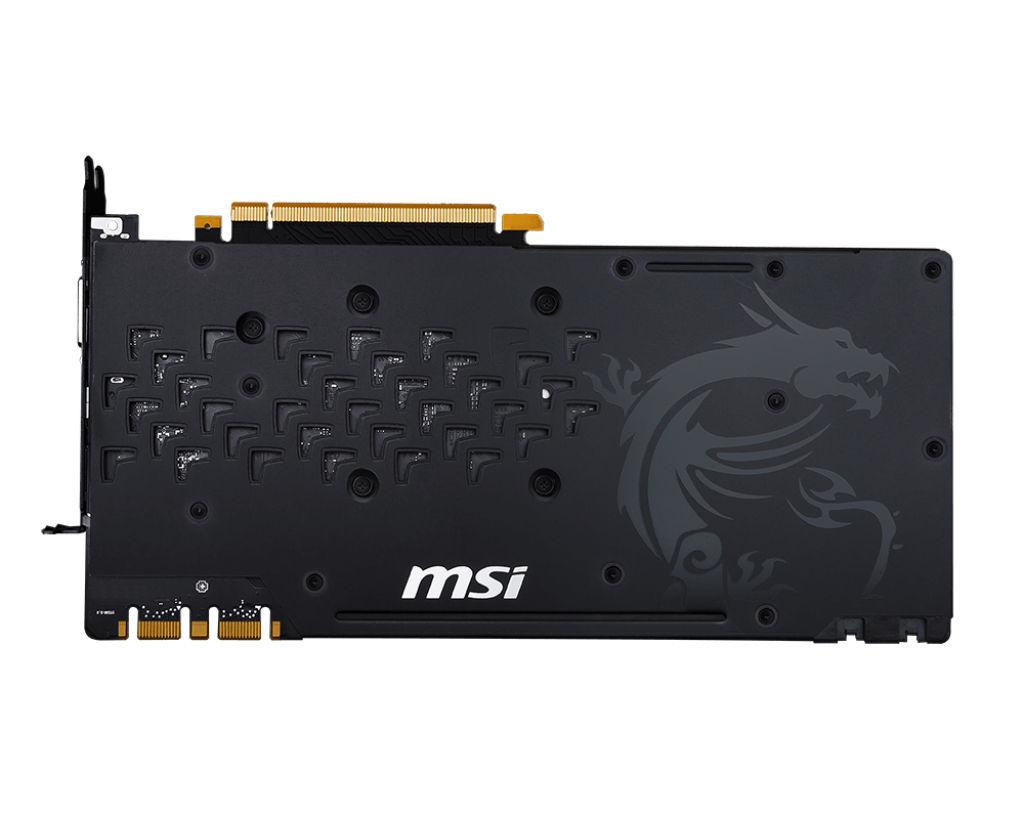Msi Announces Geforce Gtx 1070 Gaming X Sea Hawk And Aero